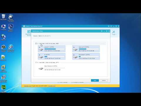 Free Windows 7 Clone Software Helps Clone A Partition Or An Entire Disk