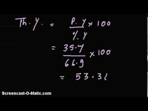 Video - Given the percent % yield, find mass of the limiting reactant