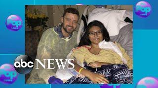 Santa Fe school-shooting victim surprised by visit from Justin Timberlake