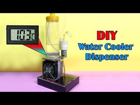 How to make a Water Cooler Dispenser 12 Volt