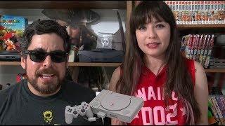 Fuera Del Control.- Mini Playstation y Doramas