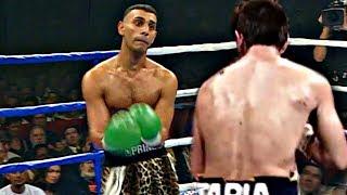 Prince Naseem Hamed vs Marco Barrera   Recap HD