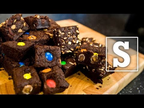 How to Make Chocolate Brownies - SORTED
