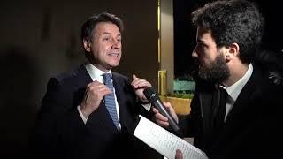 """Intervista integrale del Presidente Conte a """"Le Iene"""""""