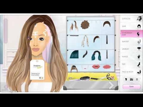 Break free: Makeup, clothes- Stardoll