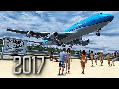 New Flight Simulator 2017 - P3D 3.4 [Ultra Realism]