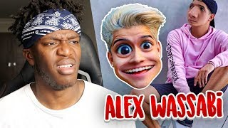 Download LAUGHING AT: ALEX WASSABI Video