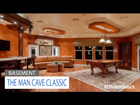 The Best Man Cave Ideas | BuildDirect