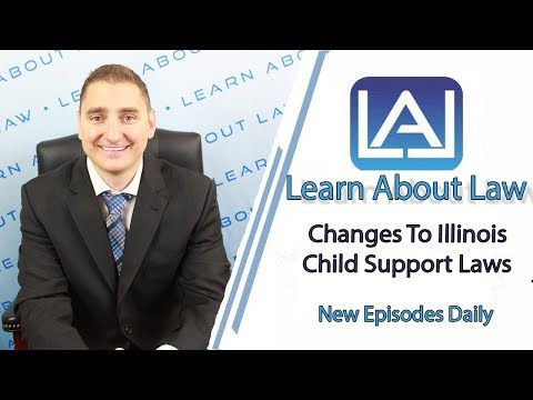 Changes To Illinois Child Support Laws For 2017
