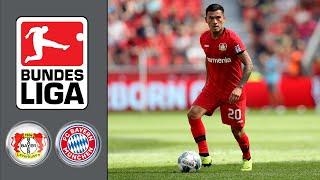 Bayer 04 Leverkusen vs FC Bayern München ᴴᴰ 06.06.2020 - 30.Spieltag - 1. Bundesliga | FIFA 20