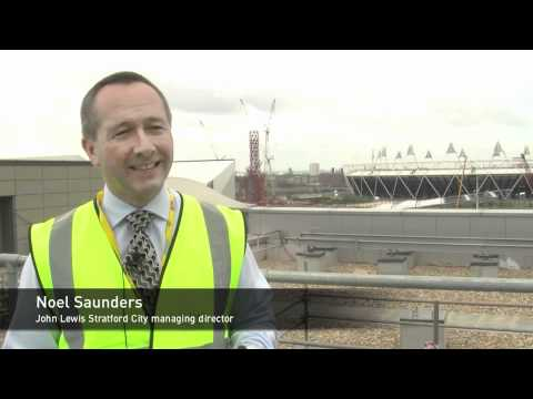 Preview tour of Westfield Stratford City