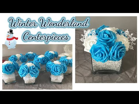 BABY BOY- BABYSHOWER DIY VASES