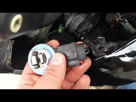 2008 Pontiac Grand Prix - Repairing a turn signal harness
