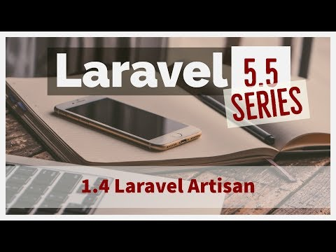 1.4 Laravel 5.5 from scratch - What is Laravel artisan | how to use laravel artisan | php artisan