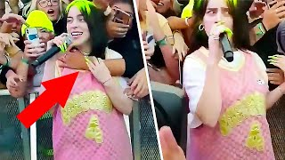 SINGERS GETTING ATTACKED BY FANS