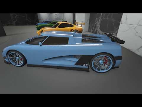 Garage Worth MILLIONS (4K UHD) | Grand Theft Auto V