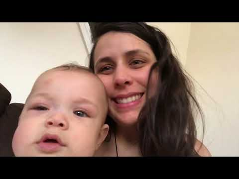 BABY LOVES HUMMUS | HE HAS A PINK EYE! - MarisJournal Vlogs