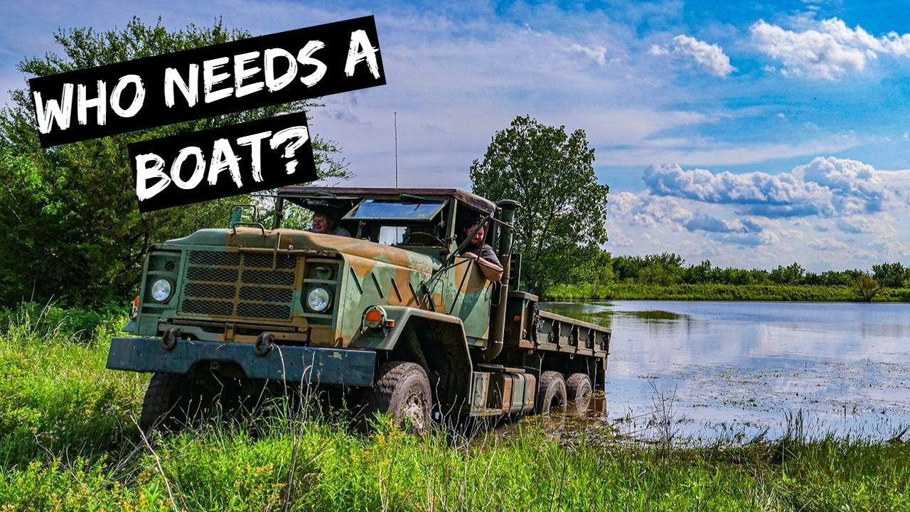 Can you Daily Drive a 6x6 Army Truck?