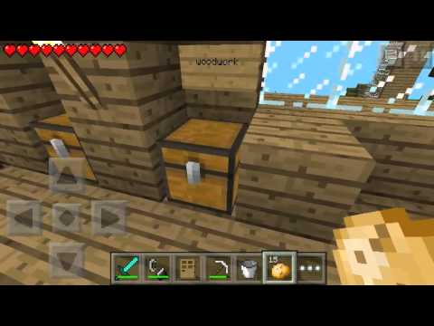 Minecraft Pocket Edition 0.8.1 Let's Play - Part 59