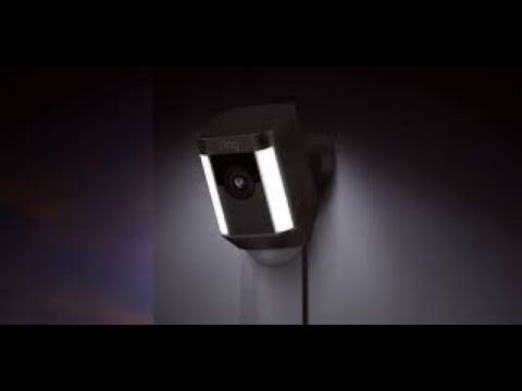 Ring Spotlight Cam Unboxing