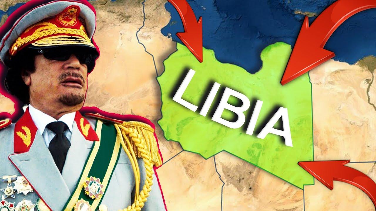 Com'è scoppiata la guerra in Libia? (vera spiegazione)