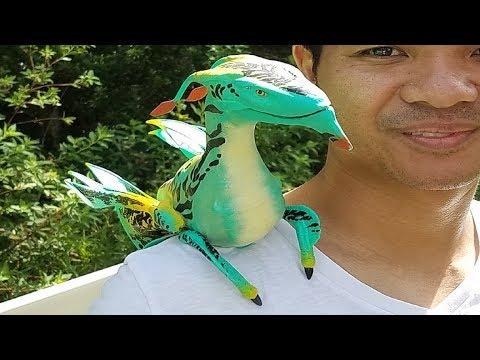Interactive BANSHEE Toy from Disney Pandora World of Avatar
