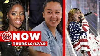 Looking Back At Pam From Total's Message To Cyntoia Brown, 6ix9ine's NEW Docuseries + More