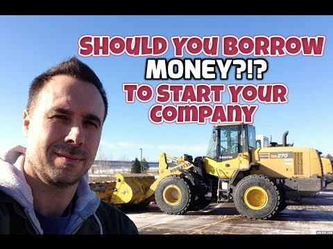Should you Borrow Money to Grow your Small Business