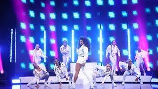 Ciara Levels Up with Her Amazing Performance