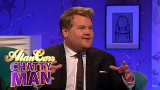 James Corden - Full Interview on Alan Carr: Chatty Man