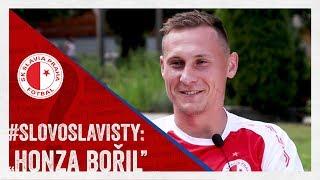 #slovoslavisty | Honza Bořil
