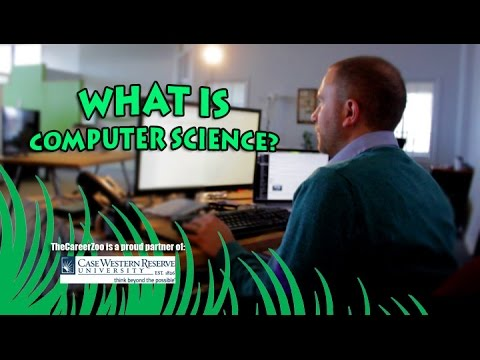 What does a Computer Science career look like?