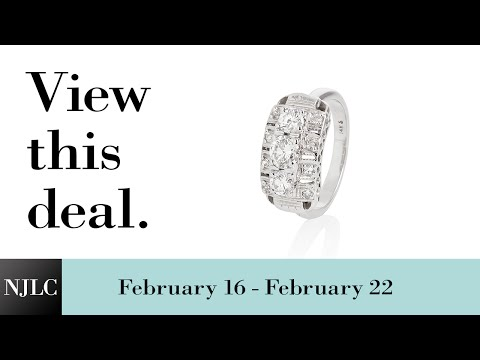 Deal of the Week: Diamond Ring