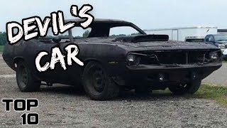 Top 10 Cursed Cars You Should Never Drive