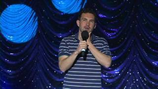 Mark Normand - 2016 Comedy Up Late on ABC1 (Ep9)
