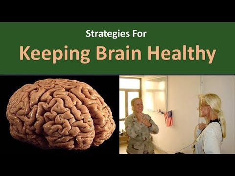 Strategies For Keeping Brain Healthy.|Get mental stimulation.