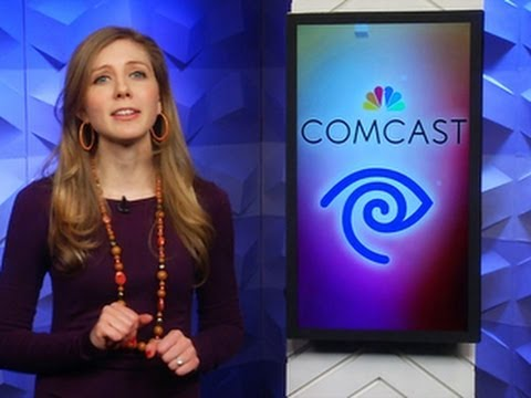 CNET Update - Comcast-Time Warner deal riles up consumers