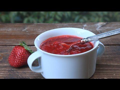 Strawberry sauce recipe