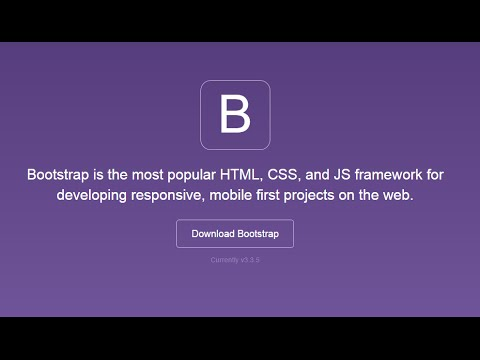 How to Install Bootstrap on Windows 8 / Windows 8.1