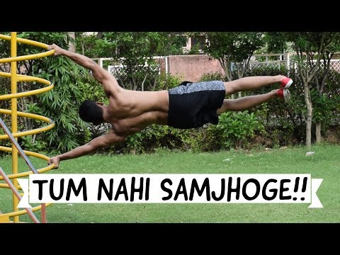 MuscleBlaze Tum Nahi Samjhoge | Saluting The True Spirit Of Fitness