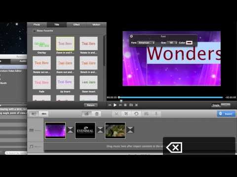 Best Video Editing Software for Mac 2018