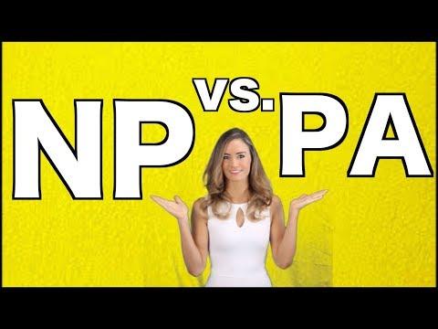 NP vs  PA