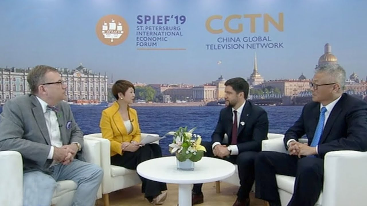 A world in change: The China-Russia connection