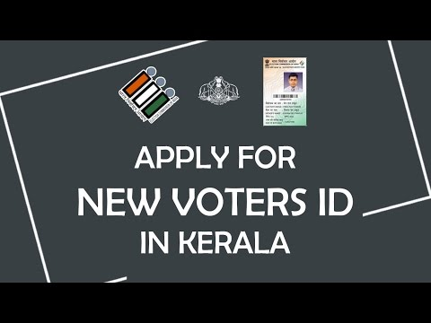 How to Register Online for Voters ID Card