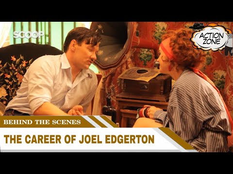 The career of Joel Edgerton | Joel Edgerton interview