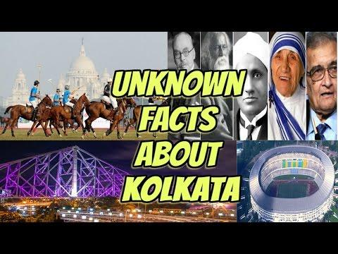 Unknown Facts About Kolkata - Kolkata The city Of Joy - Places Must Visit in Kolkata