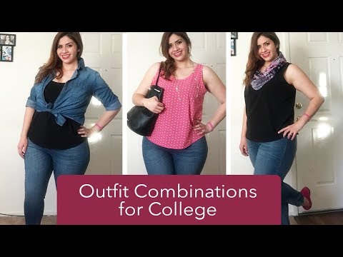 College Outfits on a Budget - The290ss