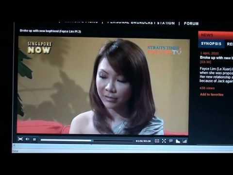 Part 2 Singapore Foyce Le & Jack Neo Gets Sex VCD Threat