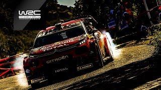 WRC - Corsica linea - Tour de Corse 2019: Highlights Stages 7-9
