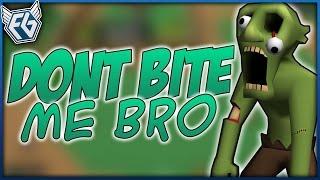 ZOMBIE JATKA!!! (Don't Bite Me Bro! #2) - PakVim net HD
